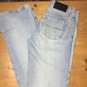 Express Jeans Light Denim 1/2